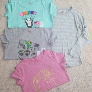 10 /12 Shirts New 4pc